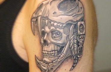 Череп в черепе (эскиз не мой)