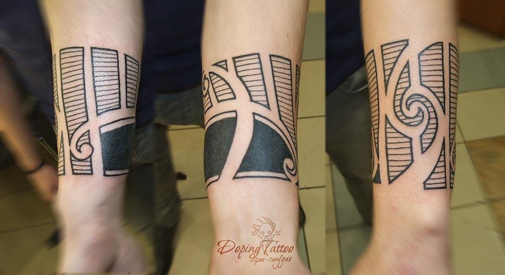 Браслет маори